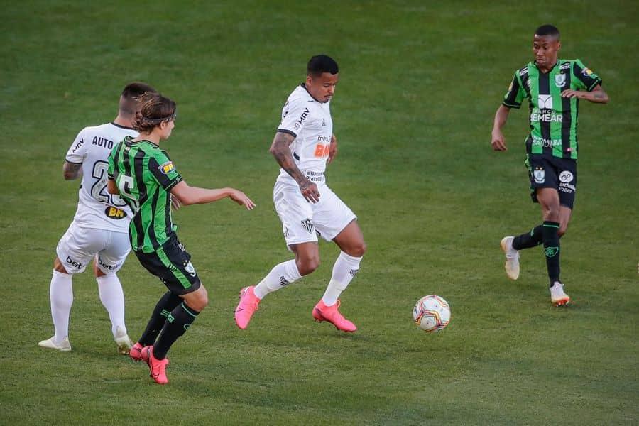 Atlético-MG América-MG Campeonato Mineiro
