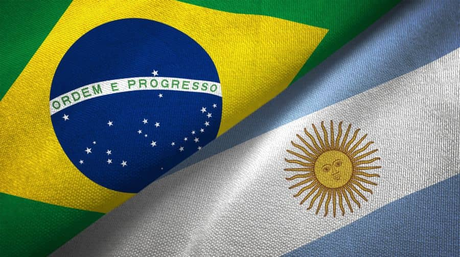 Libertadores Brasil Argentina